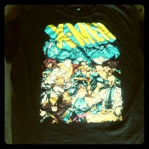 X-Men Marvel Comics vintage 90s shirt